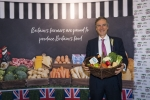Andrew Murrison MP shows support for British farming in South West Wiltshire